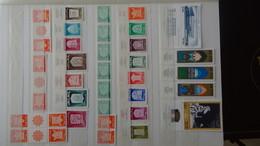 Grosse Collection ISRAEL En Timbres Avec Tabs, Blocs, Carnets **. Belle Côte !!! - Collections (en Albums)