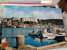 Denmark, Arhus, The Yachting Harbour STAMP  SELO TIMBRE 100 KOBENHAVN Timbro PANDA WWF 1976 GX5558 - Danimarca