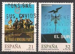 Spanien  (1997)  Mi.Nr.  3315 + 3316  Gest. / Used  (2ab23) - 1931-Heute: 2. Rep. - ... Juan Carlos I