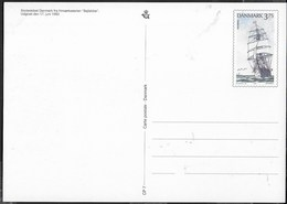 DANIMARCA - POSTKARTEN (MICHEL P 288) NUOVA - Interi Postali