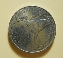 Algeria 2 Dinars 2005 - Algérie
