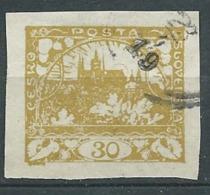 Tchecoslovaquie -- Yvert N° 12 Oblitéré   - Ah 29214 - Oblitérés