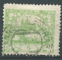 Tchecoslovaquie - Yvert N° 28   Oblitéré  -  Ah 29216 - Oblitérés