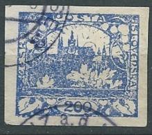 Tchecoslovaquie - Yvert N° 40  Oblitéré   -  Ah 29219 - Oblitérés