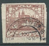 Tchecoslovaquie - Yvert N° 20  Oblitéré   -  Ah 29221 - Oblitérés