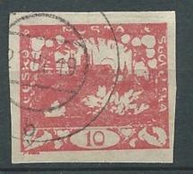 Tchecoslovaquie - Yvert N° 5  Oblitéré   -  Ah 29222 - Oblitérés