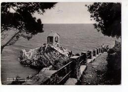 U3608 Postcard 1958 ALASSIO (savona) Cappella Votiva (chiesa Eglise Church Kircke) 507 354 Ed Brunner E C. - Italia