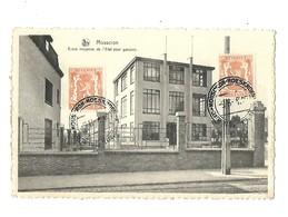 Mouscron. Ecole Moyenne De L'Etat Pour Garçons. - Mouscron - Moeskroen