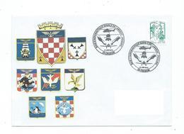 16650 - AERNAUTIQUE NAVALE - BASE DE LANVEOC- POULMIC - 21 JUIN 2015 - Marcophilie (Lettres)