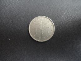 1928 - BON POUR 1 FRANC BELGIQUE - 07. 1 Franco