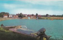ST OSYTH - THE BOATING LAKE - England