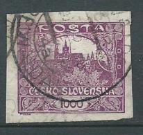 Tchecoslovaquie  - Yvert N°  26    Oblitéré       - Ah 29324 - Oblitérés