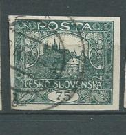 Tchecoslovaquie  - Yvert N°   18    Oblitéré       - Ah 29327 - Oblitérés