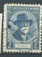 Tchecoslovaquie     - Yvert N°  294 Oblitéré      - Ah 29334 - Oblitérés