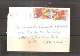 Lettre Du Bénin Vers La Belgique - 1981 (à Voir) - Bénin – Dahomey (1960-...)