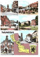CARTE Du NORD (59) - THUMESNIL - Petites Vues Et Ecusson - Maps