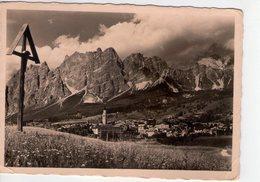 U3623 Cartolina 1958 Cortina D' Ampezzo (belluno) Verso Il Pomagnon, Dolomiti _ Ed J. Ammon 34041 - Altre Città