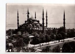 U3626 Cartolina 1969 ISTANBUL, SAINT, SOPHIE MUSEUM - Turchia