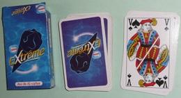 """Jeu De 32 Cartes Publicitaires, Pub """"EXTREME Glaces NESTLE"""" - 32 Cards"""