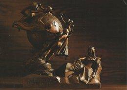 U.P.U. Miniature Of Monument. Bern. Norwegian Card.  B-3338 - Postal Services