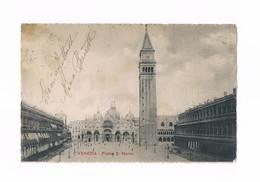 Cartolina - Postcard / Viaggiata - Sent / Venezia - Piazza San Marco - Venezia