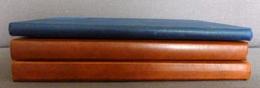 World Collection Blocks Of 4/viererblocks/block De Quatres In 3 Stockbooks Used/gebruikt/oblitere - Timbres