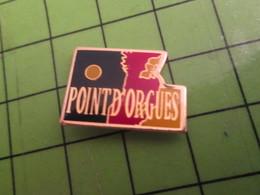 1518c Pin's Pins / Beau Et Rare / THEME MUSIQUE : POINT D'ORGUES - Music