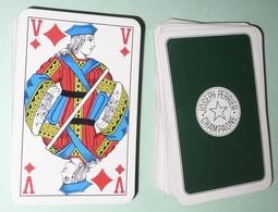 """Jeu De 54 Cartes Publicitaires, Pub """"Champagne Joseph PERRIER"""", Joker - 54 Cards"""