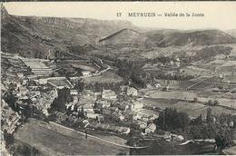 Lozere : Meyrueis, Vallée De La Jonte - Meyrueis