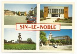Coup D'oeil Sur La Ville - Sin Le Noble