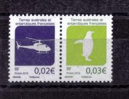 PAIRE N° 786/787 NEUF** - Terres Australes Et Antarctiques Françaises (TAAF)