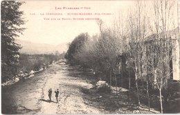 FR66 BOURG MADAME - Labouche 196 - Vue Sur La Raour - Rivière Frontière - Douanier - Animée - Belle - Autres Communes