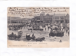 CPA. 14 X 9  -  Market Square.  Johannesburg - South Africa