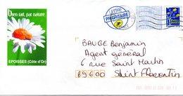 PAP  Affranchi Logo Bleu -  Fromage EPOISSE (bien Fait Par Nature)  - EPOISSE (21) - Food