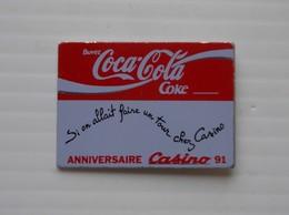 - Pin's. COCA COLA - - Coca-Cola