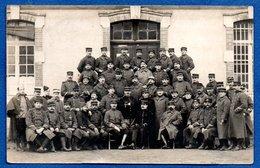 Toulouse ?--  Carte Photo  -- Groupe De Soldats Français  -  1915 - Toulouse