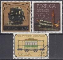 PORTUGAL 1973 Nº 1200/02 USADO - Used Stamps