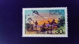 Nauru 1973 Animal Oiseau Bird Chasse Hunting Yvert 99 ** MNH - Nauru
