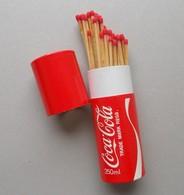 - Boite D'allumettes. COCA COLA - - Coca-Cola
