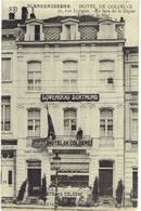 BLANKENBERGHE - Hôtel De Cologne - Rue Longe 91- En Face E La Digue - Café - Restaurant - Chez Hugo - Blankenberge