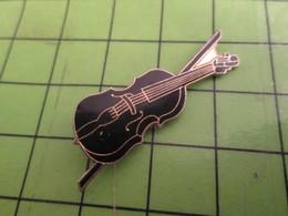 1518c Pin's Pins / Beau Et Rare / THEME MUSIQUE : VIOLON NOIR - Music