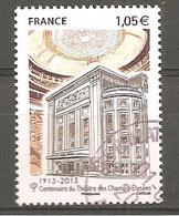 FRANCE / 2013 / Y&T N° 4737 Oblitéré CACHET ROND - France