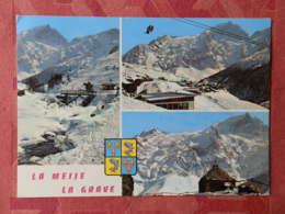 Dep 05 , Cpm Souvenir De La MEIJE , La GRAVE , 05.063.16 , Multivues   (14.945) - Francia