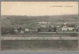 CPA 38 - La Cote Saint André - Vue Générale - La Côte-Saint-André