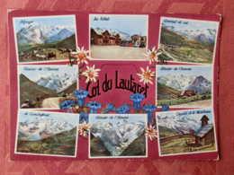 Dep 05 , Cpm Col Du LAUTARET , Alt. 2058m. , Souvenir , 5960 , Multivues (14.953) - Francia