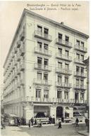 BLANKENBERGHE - Grand Hôtel De La Paix - Succursale à Strande - Pavillon Royal - Blankenberge