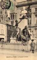 CHALONS Sur MARNE - 51 - 1907 - Le Monument CARNOT - M89 - Châlons-sur-Marne