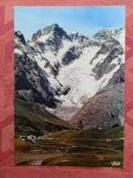 Dep 05 , Cpm Col Du LAUTARET , 2058m. Et Les Glaciers , 2693  (14.977) - Francia