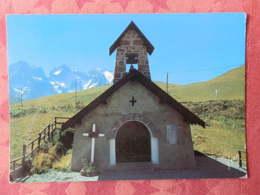 Dep 05 , Cpm Col Du LAUTARET , La Chapelle Des Fusillés De La Résistance , Au Fond , La Meije  (14.981) - Francia