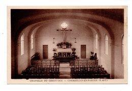 95 - CORMEILLES-EN-PARISIS . CHAPELLE DU CHRIST-ROI - Réf. N°19782 - - Cormeilles En Parisis